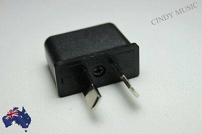 NEW USA EU EURO ASIA to AU AUS AUST AUSTRALIAN POWER PLUGs TRAVEL ADAPTER