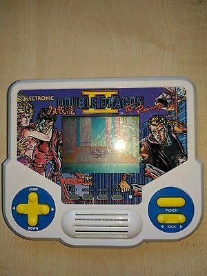 Tiger Double Dragon 2 Lcd Toy Game - Handheld Electronic Game