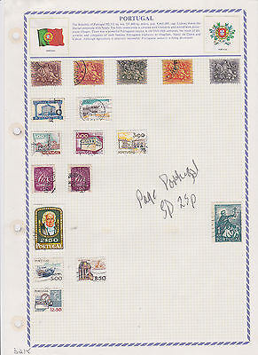 ref. 3215  PAGE PORTUGAL
