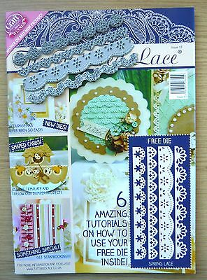 The Tattered Lace Magazine - Issue 17 with die