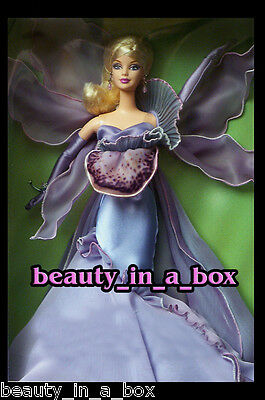The Orchid - Flowers in Fashion Barbie Doll NO BOX ~ On Backing