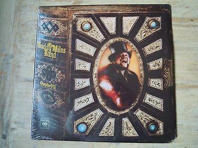 Buddy Miles - CHAPTER VII (Lp) Sealed Sawmark Cut