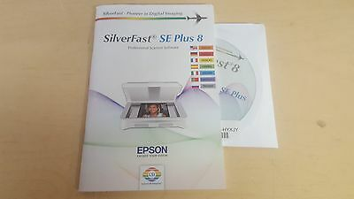 Epson Perfection v700 & v750 - SilverFast 8 SE PLUS Software - LaserSoft Imaging