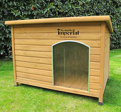 Insulated Extra/Large Dog Kennel Kennels House With Removable Floor Easy Clean 3