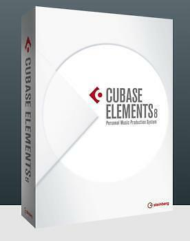 Steinberg Cubase Elements 8 Software