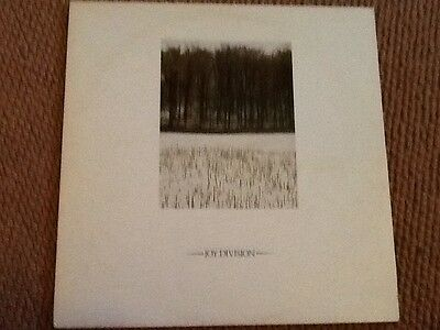 "Joy Division Atmosphere/she'S Lost Control 1980 Factory Facus2Uk A2/b2 12"" Porky"