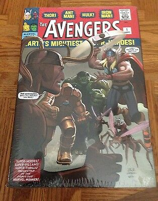 Avengers Omnibus Volume 1 by Stan Lee / Jack Kirby - Brand New!!!!