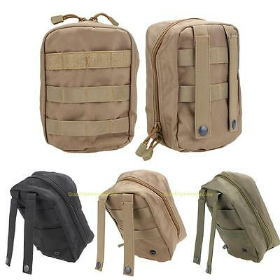 First Aid Bag Medical EMT Pouch Tactical Molle Outdoor Emergency Military Pack
