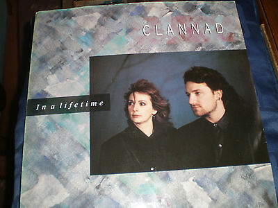 """Clannad - In A Lifetime - 1985 Rca Label 12"""" Ep - Exc."""