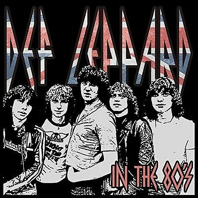 In The 80's - Def Leppard (2016, CD NEW)