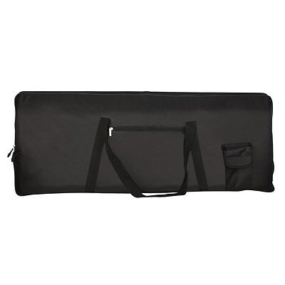 Portable 76-Key Keyboard Electric Piano Padded Case Gig Bag Oxford Cloth ED