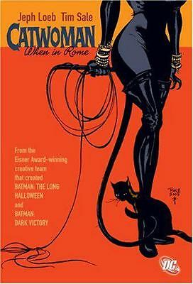 Catwoman When In Rome TP, Loeb, Jeph | Paperback Book | 9781401207175 | NEW