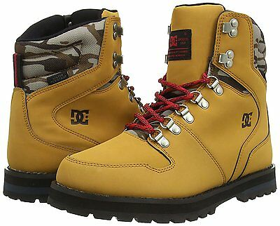 DC Shoes PEARY PVP:149€ Botas Piel Leather Boots