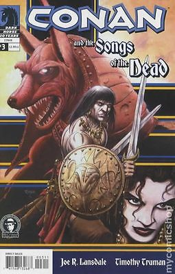 Conan and the Songs of the Dead (2006) #3 FN