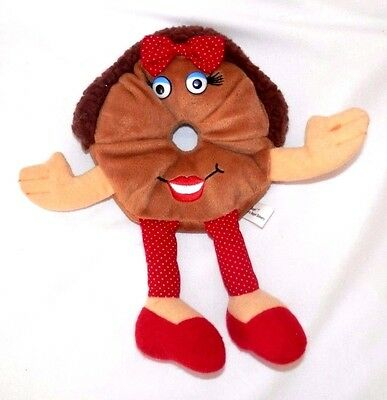 Lender's Betty Bagel Plush Bagelfest 1999 Advertising Collectible