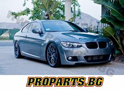 Bmw Serie 3 E92 E93 Coupe Decappottabile M Sport Kit Carrozzeria Anteriore
