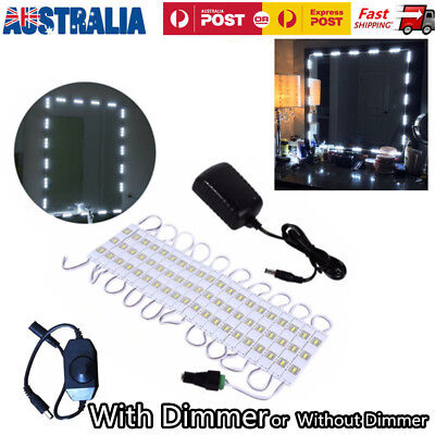 10ft Self Adhesive Makeup Mirror LED Light Kit Cosmetic Dressing Vanity Lighted