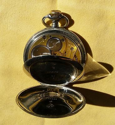 Antique Omega Pocket Watch Swiss from around 1914