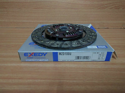 Clutch Disc for Mazda RX8 5 Speed Gearbox Type A - 225mm