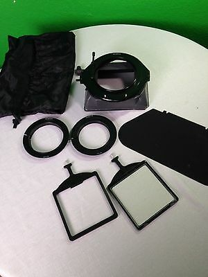 Chrosziel Sunshade and Matte Box with 2- 4x4 Filter Stages, one rotating