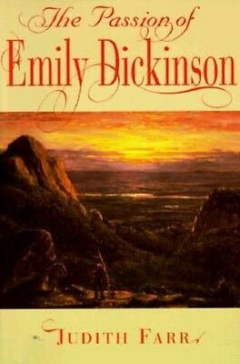 The Passion of Emily Dickinson by Judith Farr Paperback Book (English)