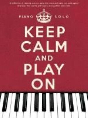 Keep Calm and Play on by Paperback Book (English)
