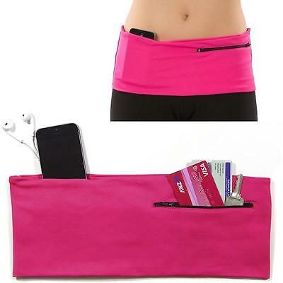 NEW Hips-Sister Left Coast Sister Waist Hip Pack Running Travel S/M Band Belt