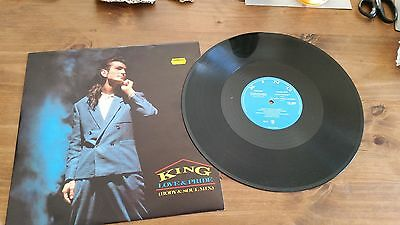 "King Love And Pride  12"" Single  Vinyl Record"