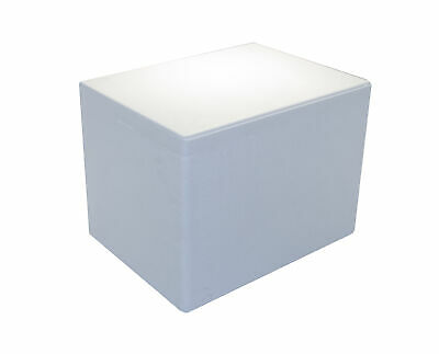 Styroporkisten / Styroporbox / Thermobox - Grösse: 400 x 300 x 300 mm
