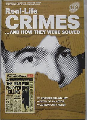 Real-Life Crimes Issue 119 - I Enjoyed Killing Him Patrick Mackay