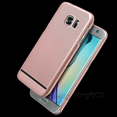 Luxury Ultra Thin Shockproof Slim Hard Back Cover Case For Samsung Various Phone