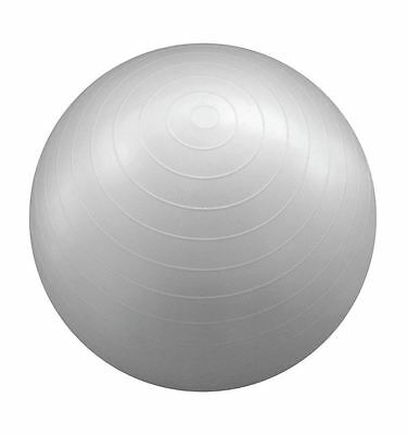 New Phoenix Fit Ball with Pump Exercise Fitness Tone Strengthen Home Gym