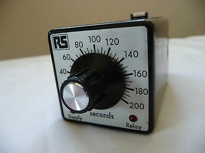 Rs Time Delay Relay 8 Pin  349-888