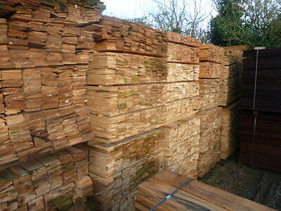TIMBER FEATHEREDGE FENCING BOARDS 800 LENGTHS, 1.65 metres LONG