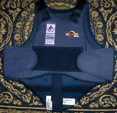 Eclipse Beta 2000 Child Kid Small Level 3 Horse Riding Equestrian Body Protector