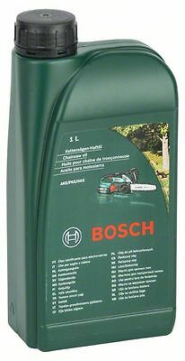 savers choice Bosch Chainsaw Oil Lubrication -1 Litre- 2607000181 3165140070867'