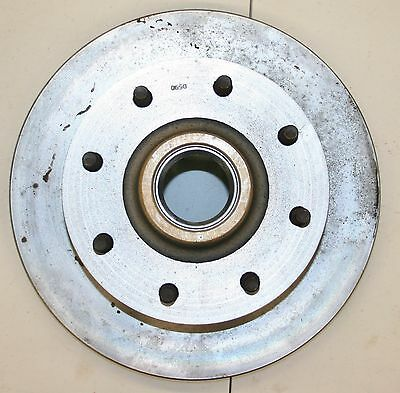 1968-72 Ford F-250 Front Disc Brake Rotor