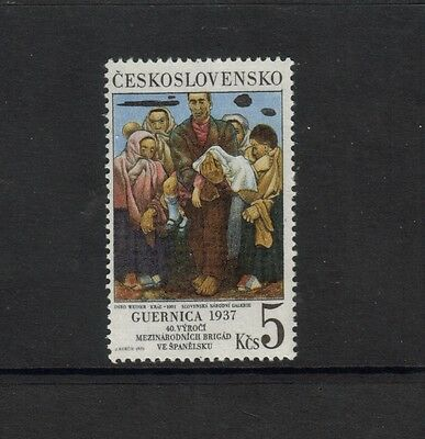 Czechoslovakia - 1976 U/mint 40Th Anniversary Of International Brigades -.