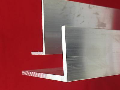 ALUMINIUM ANGLE  UNEQUAL ANGLES Extrusions Aluminium Angle 2m - 5m long -- VAT