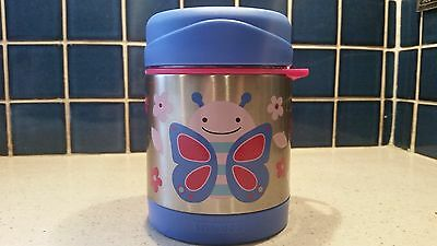 Skip Hop Zoo Insulated Food Jar - Blossom Butterfly - Free Shipping