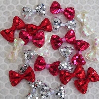20 Mixed Bows 5.8Cm Approx