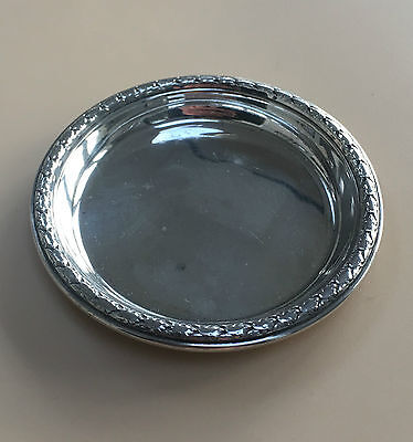LOVELY SOLID SILVER NUT DISH, BIRM 1960, 28.4g