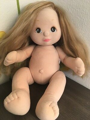 My Child Doll Ash Sidepart Brown Eyes PLEASE READ