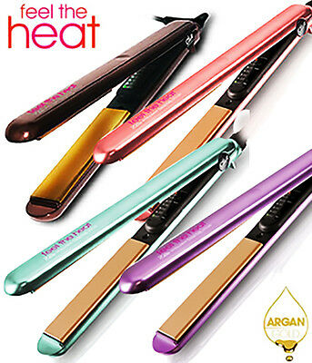 Diva Hair Straighteners Available In 5 Colours With Free Postage.
