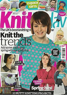 KNIT TODAY MAGAZINE Issue 71