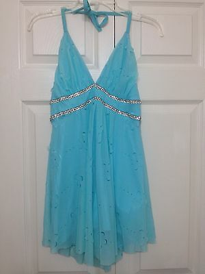 Adult Dance Competition Solo Ballet Lyrical Contemporary Dress Costume - Sz M