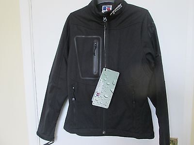 Girls  Jacket Black Russell Sporty Extra Small New Schneider Electric