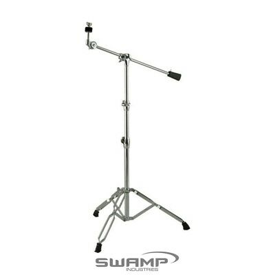 Heavy Duty Cymbal Stand with Boom - Double Brace