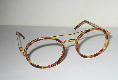 Gambini Real Cool Vintage Eyeglasses Montatura Occhiali Made in Italy  + OMAGGIO
