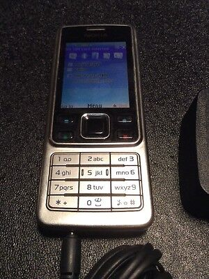 Nokia 6300 Mobile Phone And Charger On Vodafone Fully Working